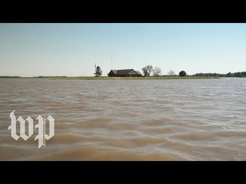 For this family, Mississippi River flooding keeps happening. And happening