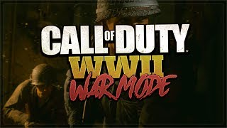 Official Call of Duty® WWII – War Mode Briefing