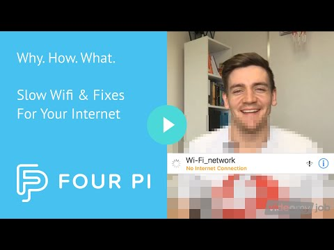Why. How. What. Slow Wifi & Fixes For Your Internet