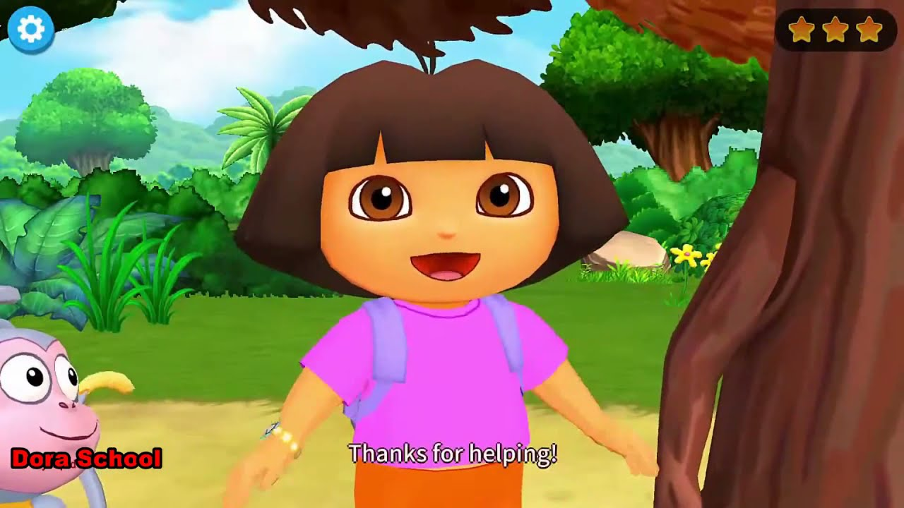 Download Dora the Explorer    The Chocolate Tree   Simulation Game