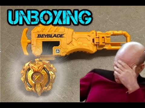 WHAT HAVE I DONE!? Beyblade Burst Master Kit Unboxing