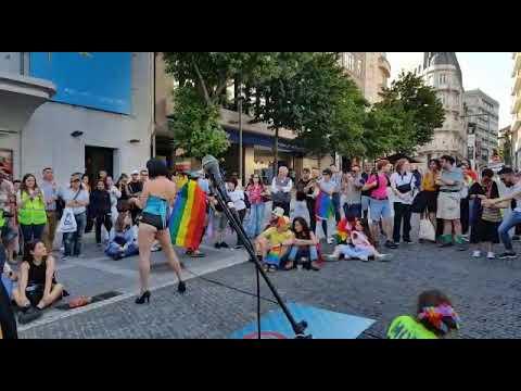 La Polacca Marcha LGBT Porto
