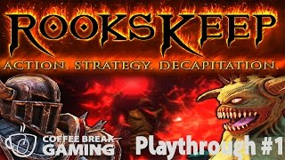 Rooks Keep Tutorial Gameplay