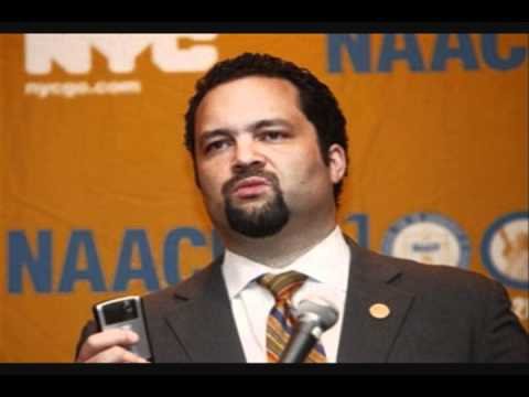 Benjamin Jealous of the NAACP is a Charlatan