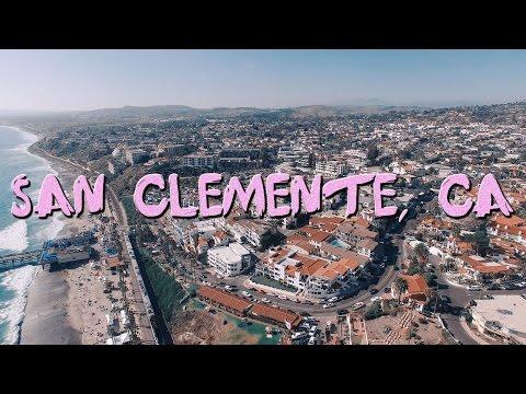 DRONE : San Clemente Pier, California (Visual Vibes)