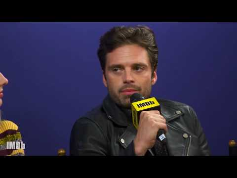 Margot Robbie, Sebastian Stan & Allison Janney Discuss Tonya Harding Controversy  IMDb EXCLUSIVE