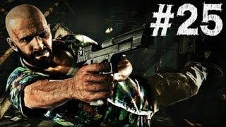 Max Payne 3 - Gameplay Walkthrough - Part 25 - MACHETE (Xbox 360/PS3/PC) [HD]