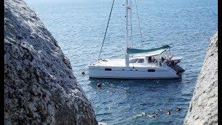 "2000 Catana 471 ""Azor"" Sailing Catamaran | For Sale | Multihull Solutions"