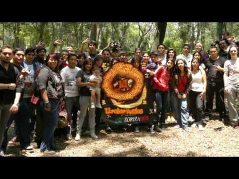 """Reunión Uroborizados: 04-08-13 """"Parque Hundido"""""""
