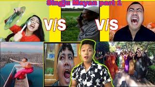 Alish kh/Meikappi/HanuLamcha||Viral Video Reaction || Panthoiba|| Native Manipur ||