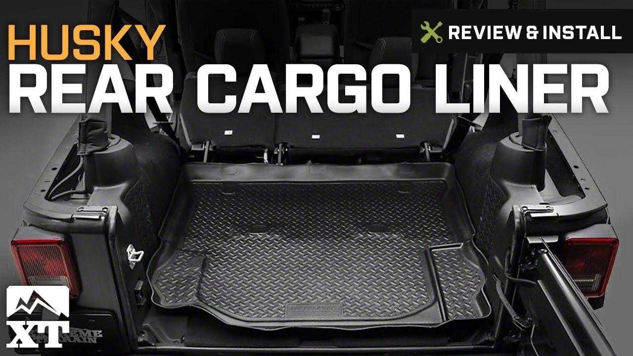 Jeep Wrangler Husky Rear Cargo Liner 2011 2017 Jk 4 Door Review