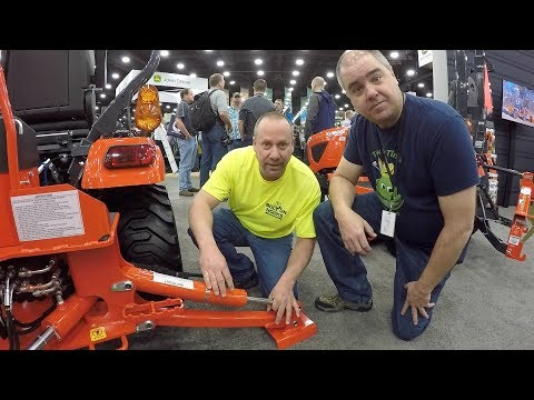 NFMS Walkabout with Expert Ken from BoltOnHooks.com; Compact Tractors, Frequently Asked Questions