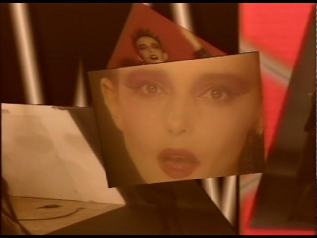 Jeanne Mas - En rouge et noir (Clip officiel)