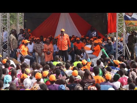 Handshake was a shortcut to Canaan—Governor Oparanya as hi campaigns for ODM candidate in Ugenya
