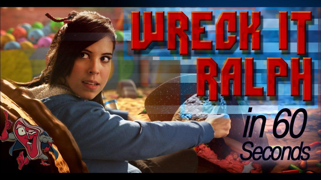 wreck it ralph in 60 seconds virgin radio fake film