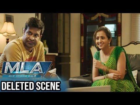 MLA Movie Deleted Scenes | Kalyan Ram Browsing For Kajal on Laptop | Kajal Aggarwal