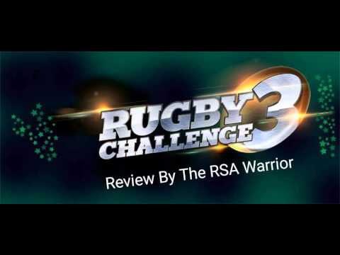Rugby Challenge 3 Review