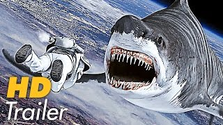 SHARKNADO 3 Trailer German Deutsch (2015) Oh Hell no!