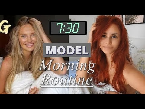 Download COPIO LA MORNING ROUTINE DI UNA MODELLA DI VICTORIA'S SECRET!