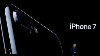 Watch the Unveiling of the New iPhone 7, Apple Watch and AirPods, in 3 Minutes