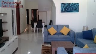 BRAND-NEW, FULLY-FURNISHED, 3-BEDROOM FLAT IN AL KHEESA (Near IKEA) - QR10K