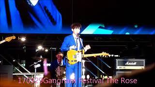 170929Gangnam Festival The rose 더로즈
