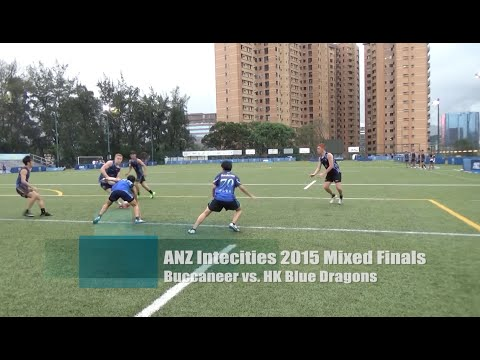 ANZ Intercities 2015 - Mixed Final Highlights (Buccaneer vs. HK Blue Dragons)