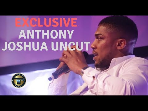UNSEEN INTERVIEW-JOSHUA OPENS UP ABOUT HIS LIFE.