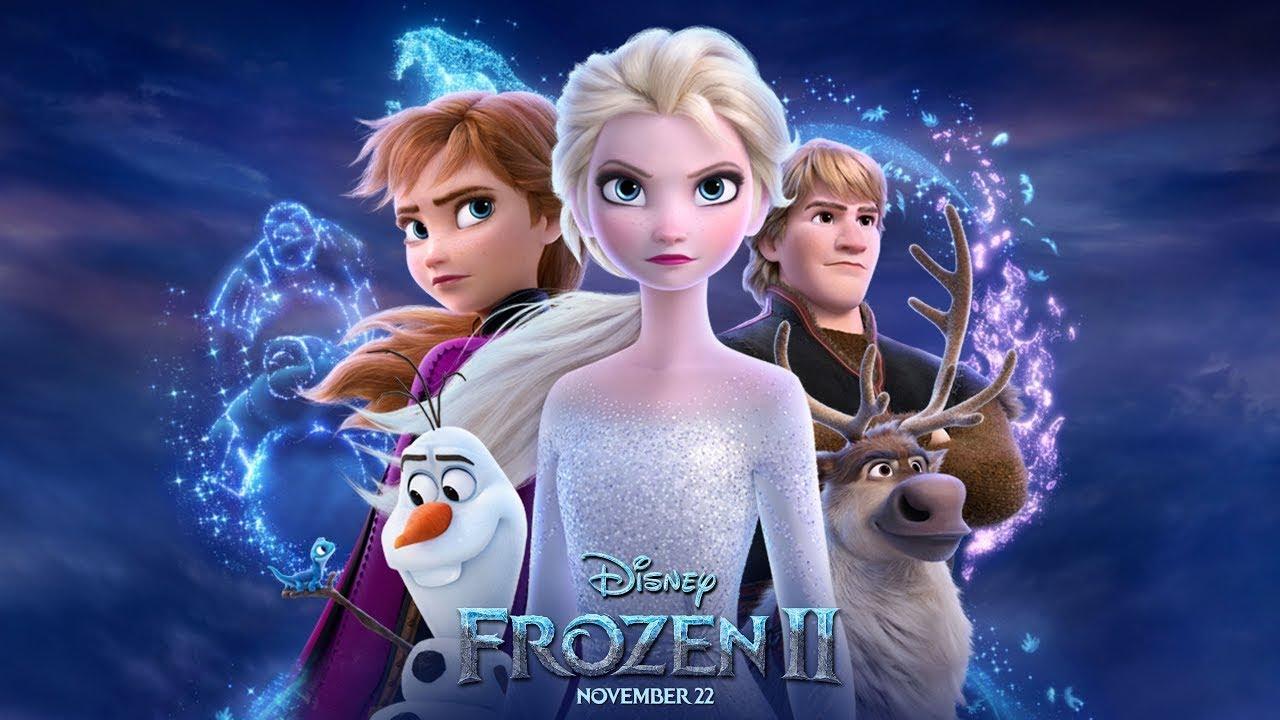 Frozen 2 Karlar Ulkesi 2 Izledik Vlog Tepki Ve Tahmin