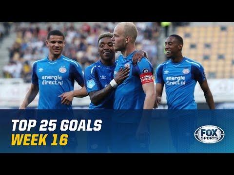TOP 25 GOALS | WEEK 16