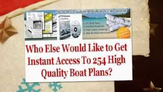 Plans4boats Free Download - Plans4boats Review