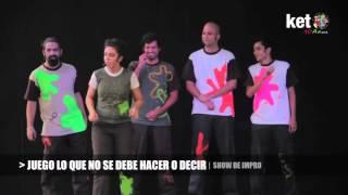 Show de Impro para empresas - ketO 2013