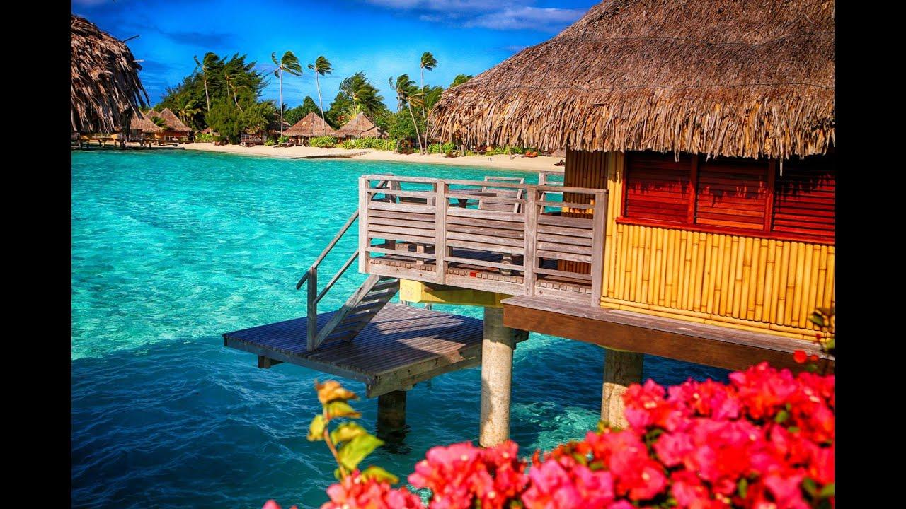 InterContinental Le Moana Resort Bora Bora - YouTube