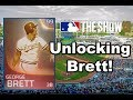 Immortal George Brett Debut Live! - MLB The Show 18 Gameplay