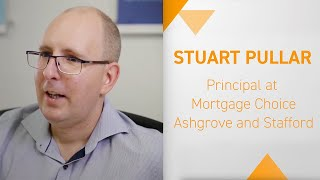 Stuart Pullar from Mortgage Choice Ashgrove and Stafford