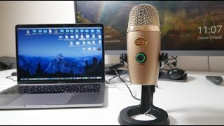 Blue Yeti NANO Premium USB Microphone - Any Good?