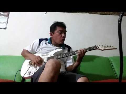 Gitaris sidikalang..Wow!!!keren bener maen gitar fusion improv 2(by marolop tua sijabat)