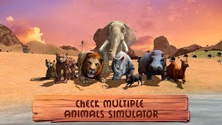 Wild Animals World - Savannah Simulator