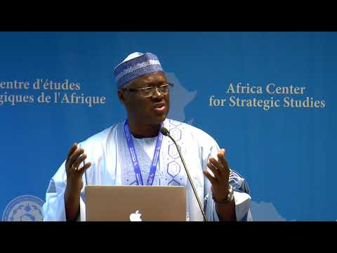 Effective Leadership of Africa's Security Sector – Gen. Martin Luther Agwai