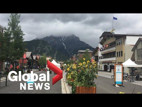 Coronavirus: The economic pressure on Canada's tourist towns amid COVID-19