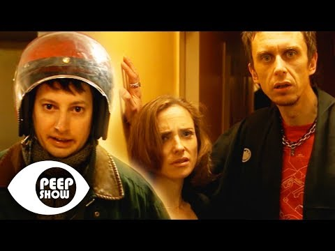 Strangers On A Train - Peep Show