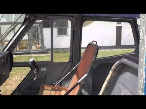 Check the Cockpit of Westland Scout helicopter