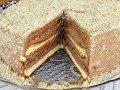 STARINSKA ČOKOLADNA TORTA SA ORASIMA-OLD CHOCOLATE CAKE