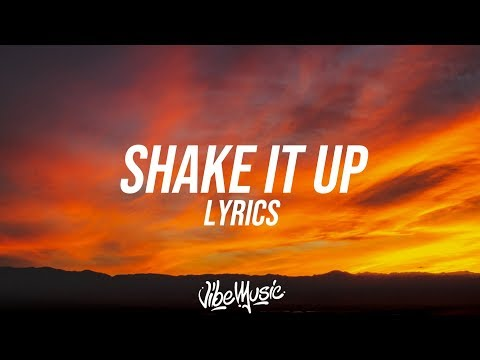 Trippie Redd - Shake It Up (Lyrics / Lyric Video)
