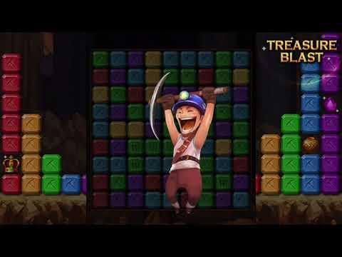Treasure Blast For PC Windows 7/8/10 Free Download