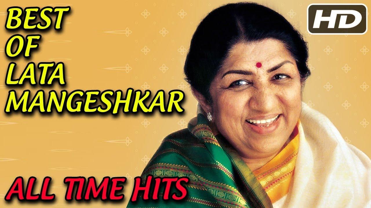 Top Best Lata Mangeshkar Songs List - All Sad & Romantic Hits Collection