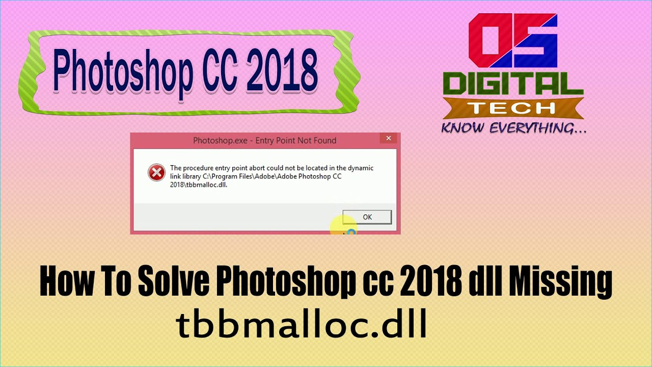 adobe photoshop cc 2018 crack dll file