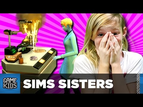 Work, Play, And Date - Sims Sisters Episode 41