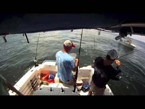 Part one of fishing the ms gulf coast youtube for Ms fishing license