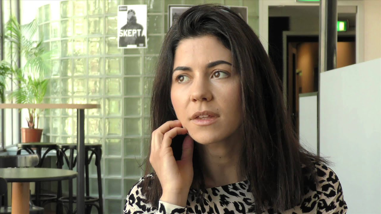 a8817faee71e94 Marina and the Diamonds interview (part 1) - YouTube